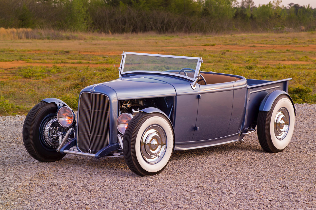 1932 Ford Roadster - Time Merchant